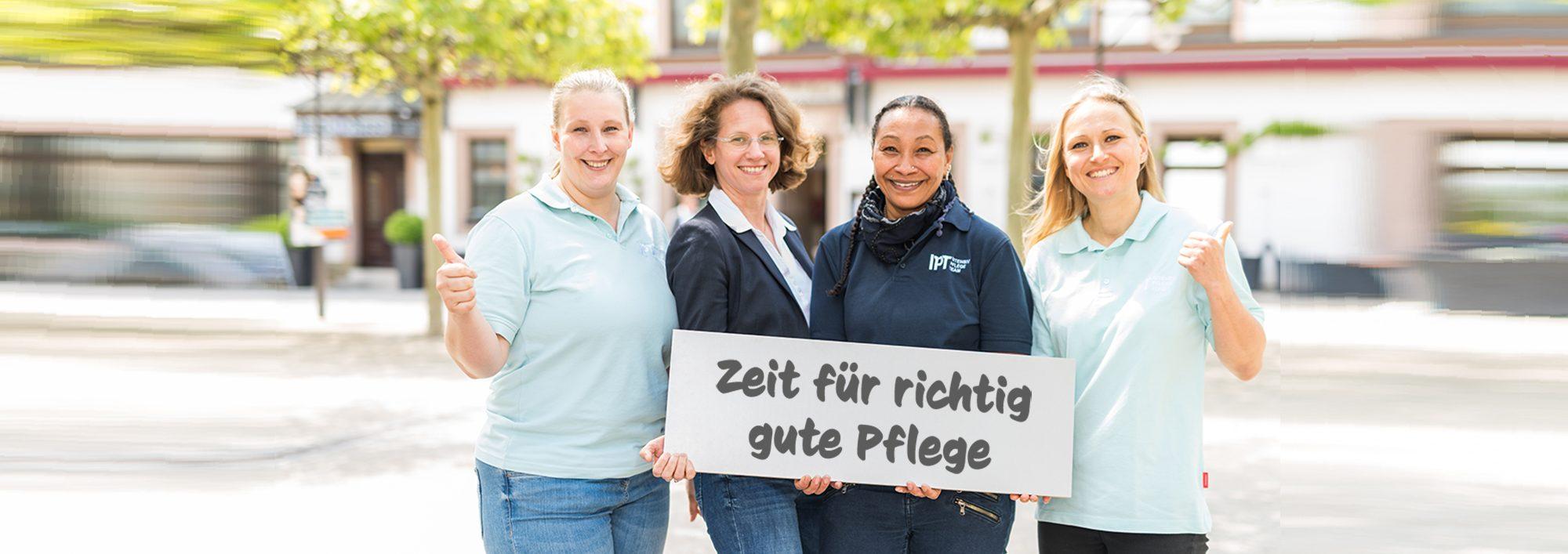 IPT - Intensivpflegeteam - Intensivpflege für Würzburg und Schweinfurt